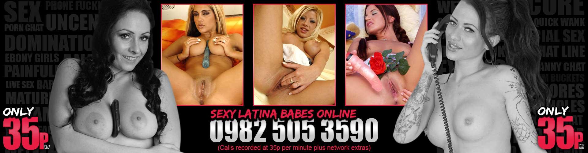 Latina Sex Lines